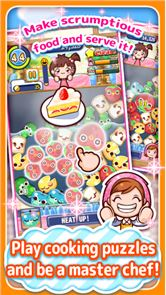 [Puzzle] Cooking Mama 2