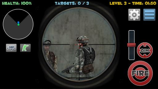 Sniper Commando Assassin 3D 4
