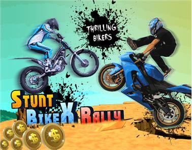Stunt BikeX Rally Pro 1