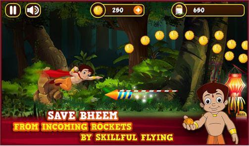 Chhota Bheem Jungle Run 3