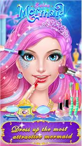 Mermaid Makeup Salon 2