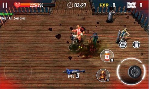 Zombie Overkill 3D 4