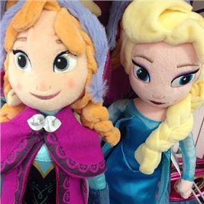 Anna Elsa Puzzle 2