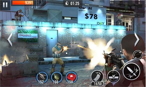 Elite Killer: SWAT 1