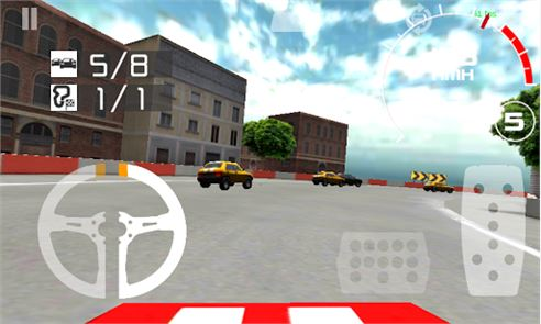 Cars Racing Hero 3