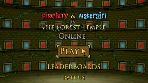 Fireboy and Watergirl: Online 2