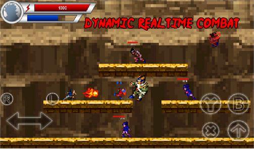 Extreme Ninja Fighting 2