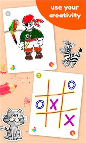 Doodle Coloring Book 6
