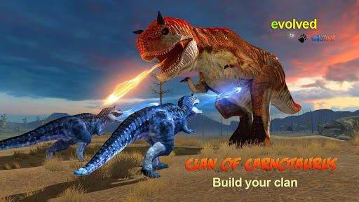 Clan of Carnotaurus 1