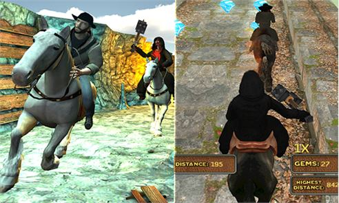 Temple Horse Run 3D 3
