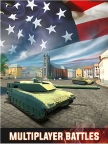 War Machines Tank Shooter Game 3