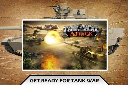 Tank Attack Blitz: Panzer War 5