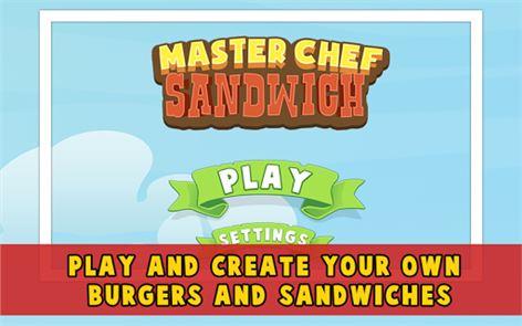 Chef Hamburger Maker 5