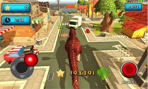 Dinosaur Simulator: Dino World 2