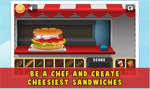 Chef Hamburger Maker 2