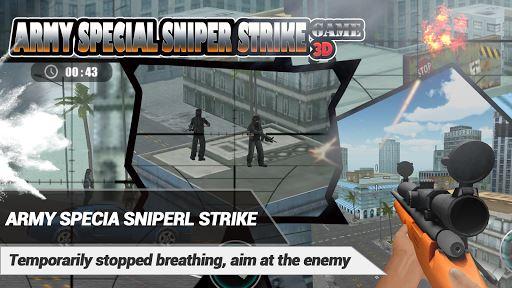 Army Special Sniper Strike 2