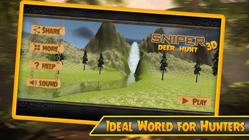 Sniper Deer Hunt 3D 1