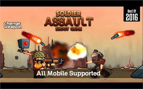 Soldier Assault Shoot Game 5