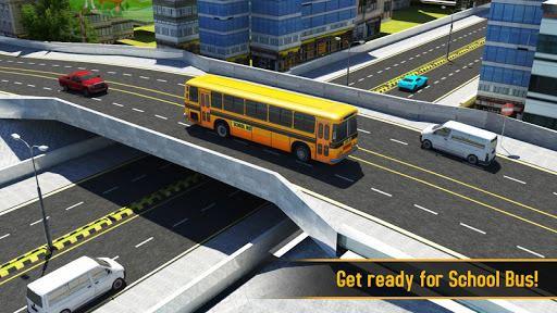 School Bus 3D 2