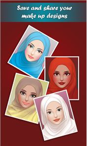 Hijab Make Up Salon 4