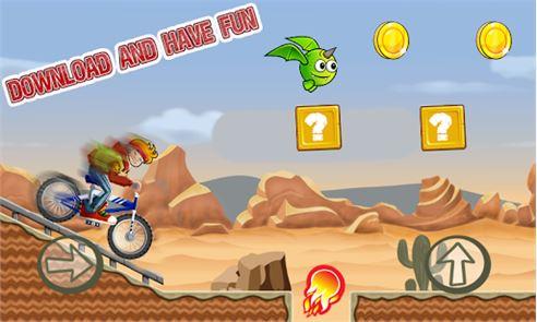 Subway Bmx Boy Racer 2