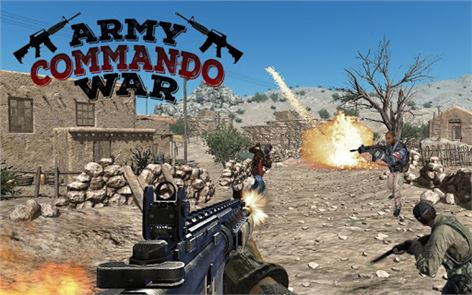 Army Commando War Free 5