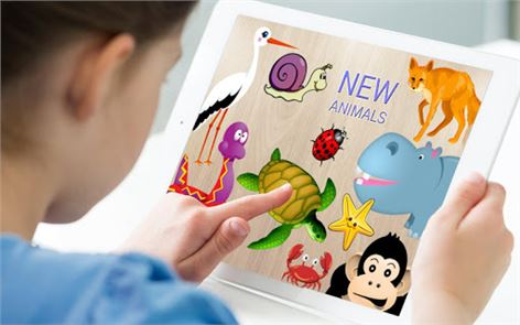 Animals Puzzle for Kids 6