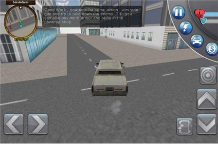 San Andreas Crime City 3D 4