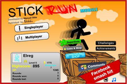 Stick Run Mobile 1
