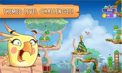 Angry Birds Slingshot Stella 5