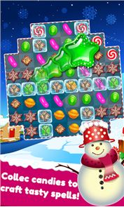 Candy Frozen Mania 4