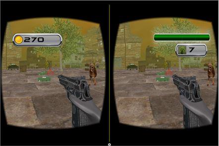 Zombie Shoot Virtual Reality 3