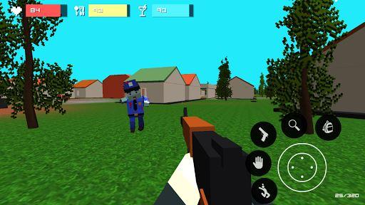 Pixel unturned: survivalcraft 2