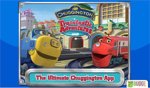 Chuggington: Kids Train Game 1