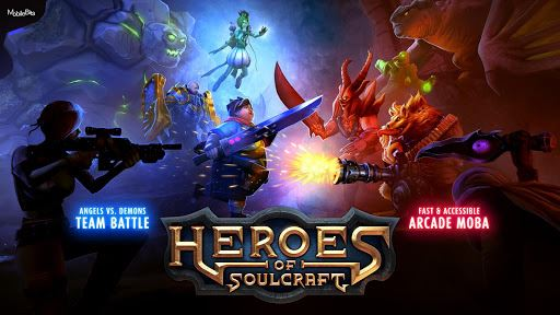 Heroes of SoulCraft – MOBA 1