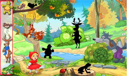 Fairy Tale Puzzles 4
