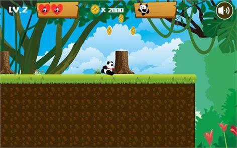 Jungle Panda Run 4