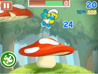 The Smurf Games 4