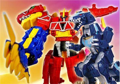 Toys Megazord Games 2