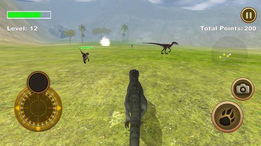 T-Rex Survival Simulator 4