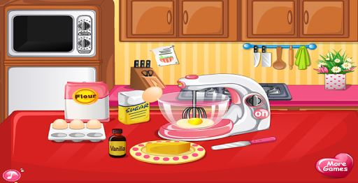 Cake Maker – Cooking games 2