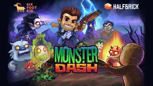 Monster Dash 1
