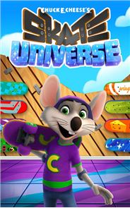 Chuck E.'s Skate Universe 1