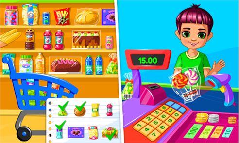 Supermarket – Game for Kids 2