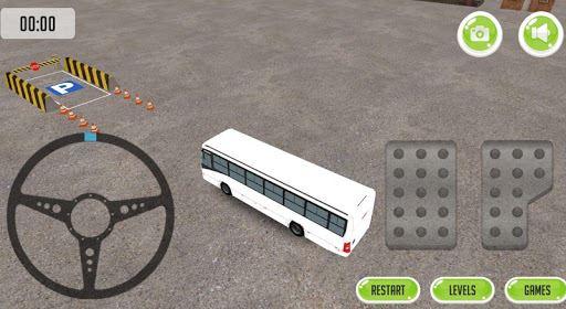 Bus Parking 3D 2015 5