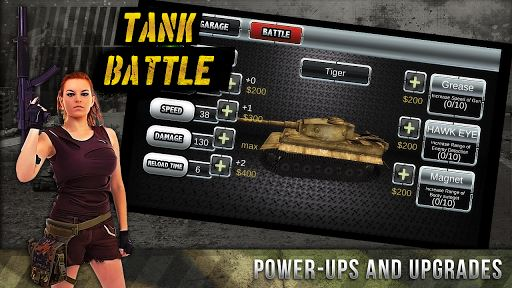 Tank Battle 3D: World War II 4