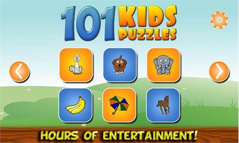 101 Kids Puzzles 4