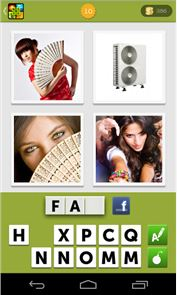 4 Pics 1 Word What's the Photo 1