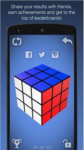 Magic Cube Puzzle 3D 5
