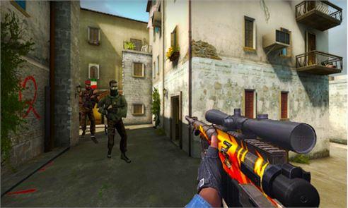 True Commando Strike 1